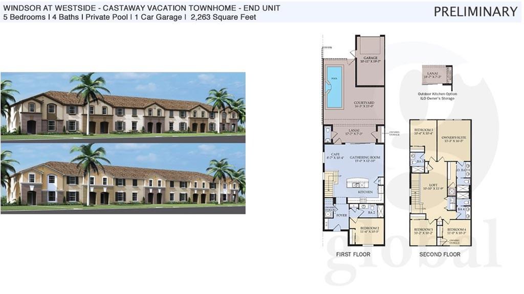 Castaway Floor-Plan
