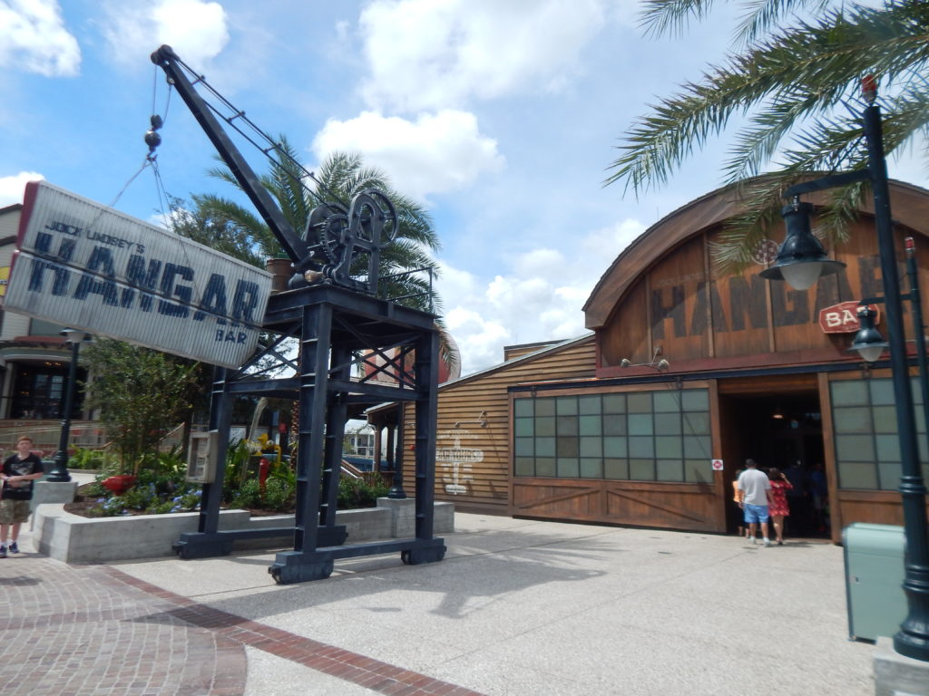 Disney Springs: Hangar Bar