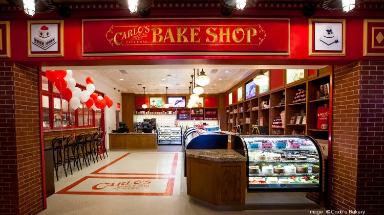 Cake Boss Now Open in Orlando Florida at the Florida Mall