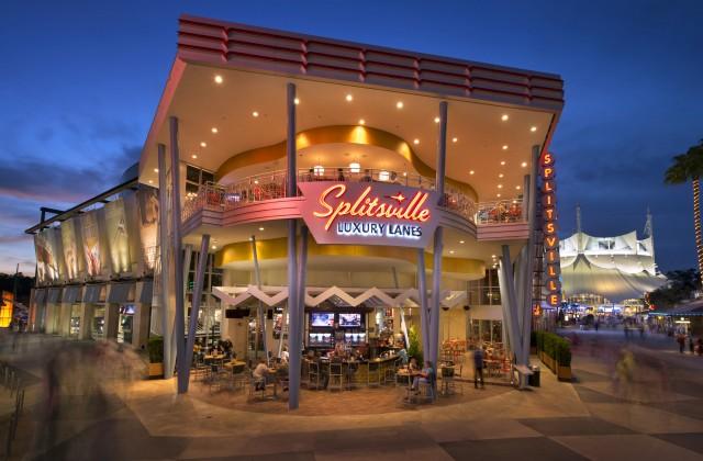 Splitsville Luxury Lanes