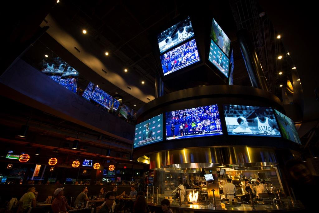 NBC Sports Grill and Brew, Publicity