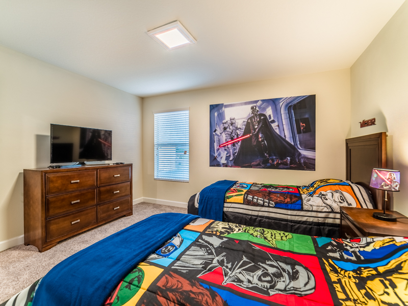 Bedroom in Storey Lake
