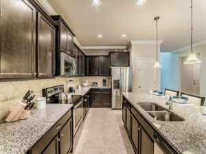 Kitchen in Windsor At Westside