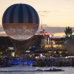 Disney Springs: Characters in Flight Balloon New Look!