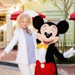 Walt Disney World: Celebrities Swing By!