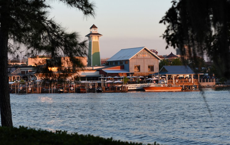 The BOATHOUSE, at Disney Springs