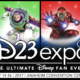 Our Favorite D23 Announcements!