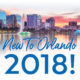 All that is new to Orlando in 2018!